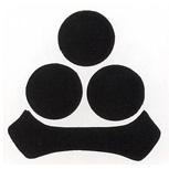 Crest #3 Watanabe Boshi crest
