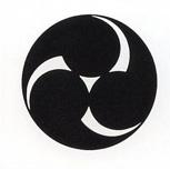 Crest #5 Hidari Mitsudomoe