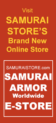 Visit Samurai Store's new on-line store