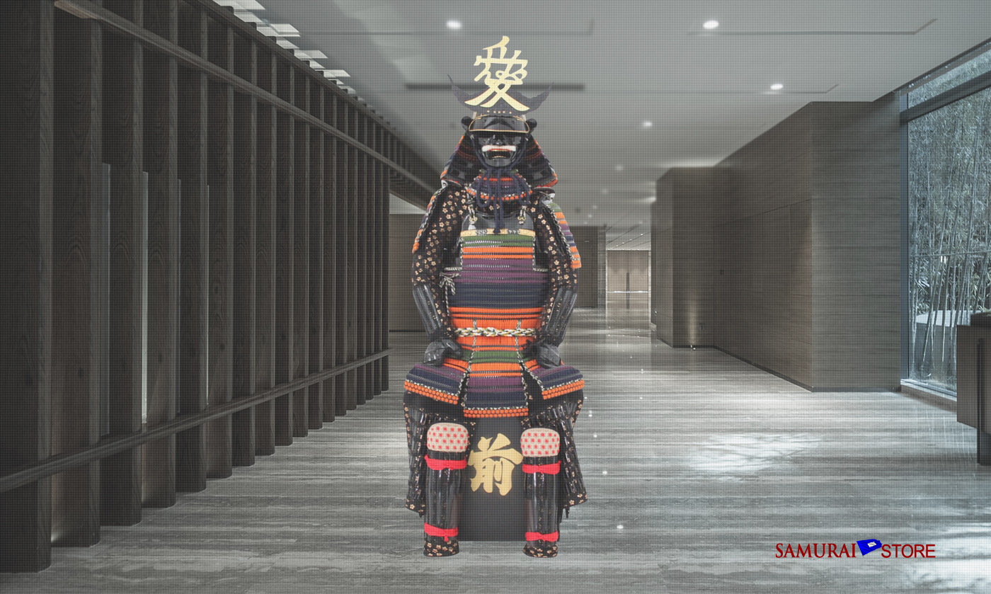 WA10 Reproduction of Naoe Kanetsugu's Armor