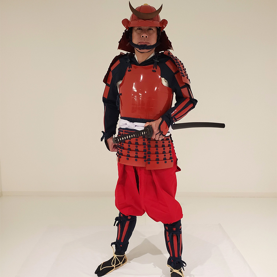 Ashigaru Armor & Outfits Red